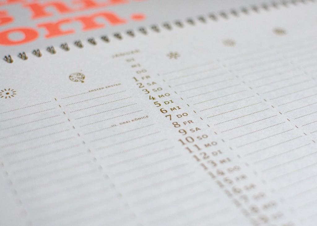 mach ma'n spruch kalender 3