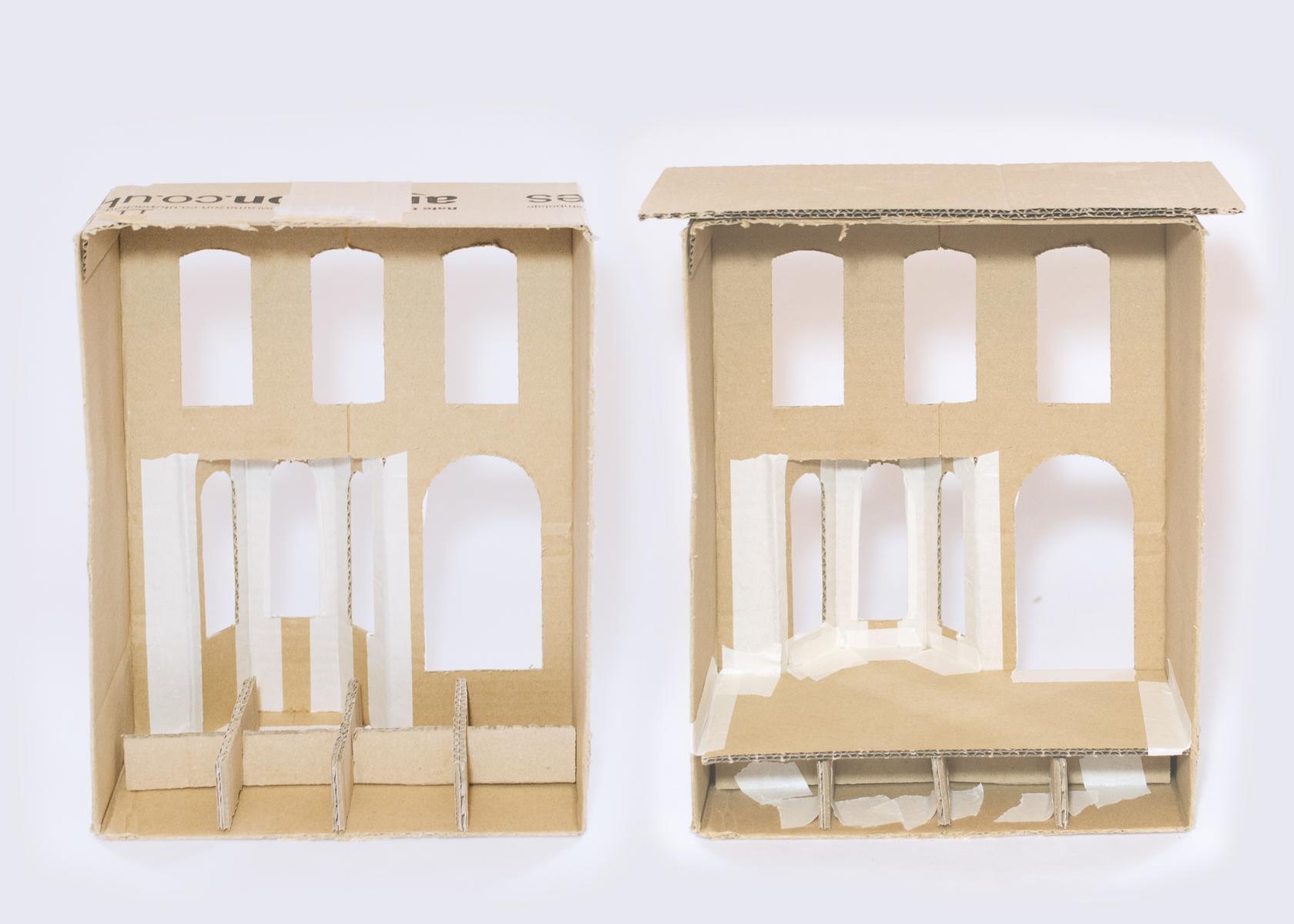 nachhaltigkeit im kinderzimmer puppenhaus diy. Black Bedroom Furniture Sets. Home Design Ideas