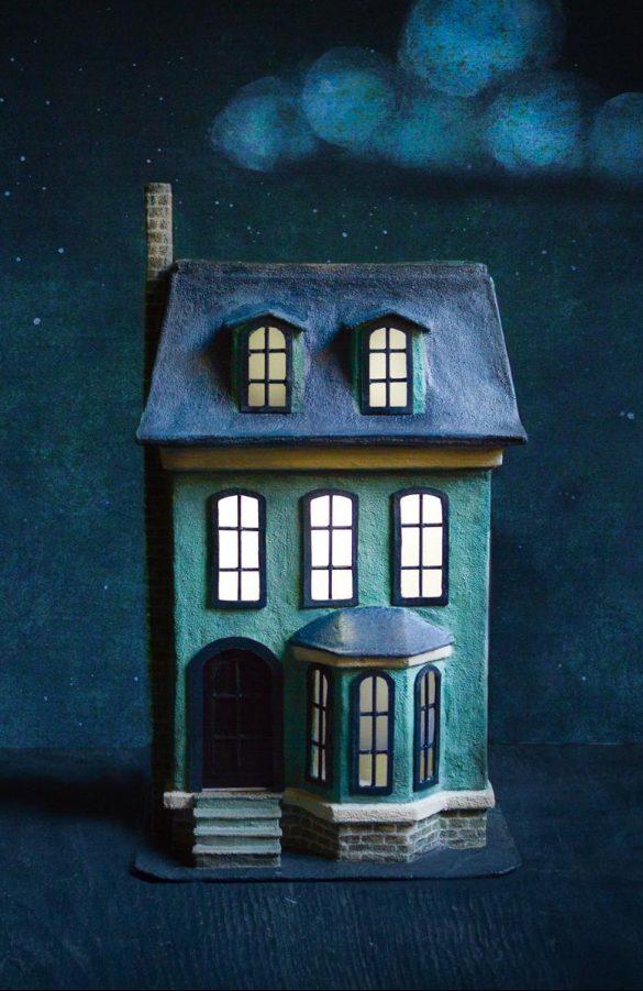 Puppenhaus DIY