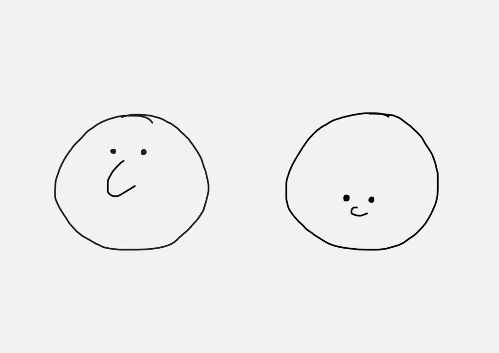 Gesichter zeichnen lernen - Comic Stil-3