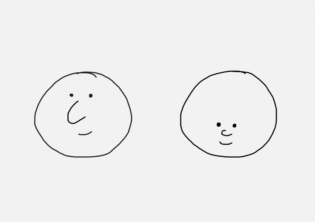 Gesichter zeichnen lernen - Comic Stil-4