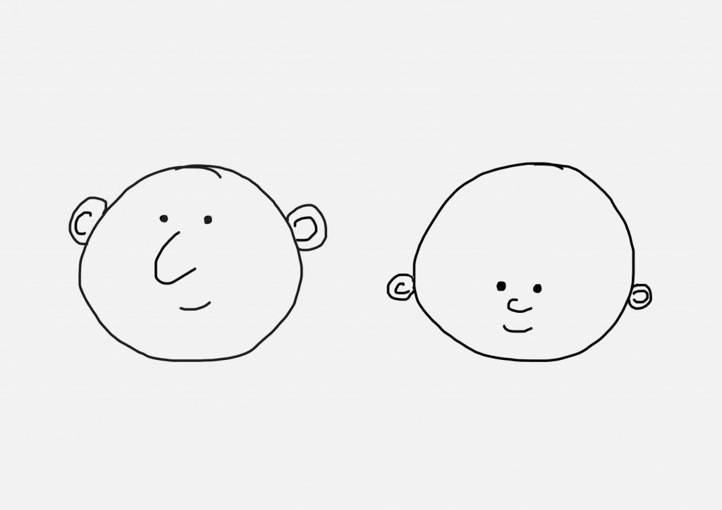 Gesichter zeichnen lernen - Comic Stil-5