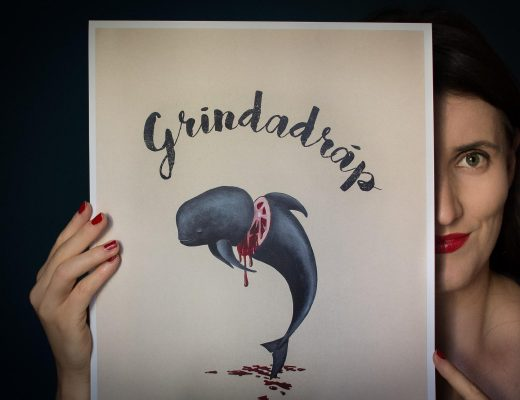 Grindadrap Caroletta