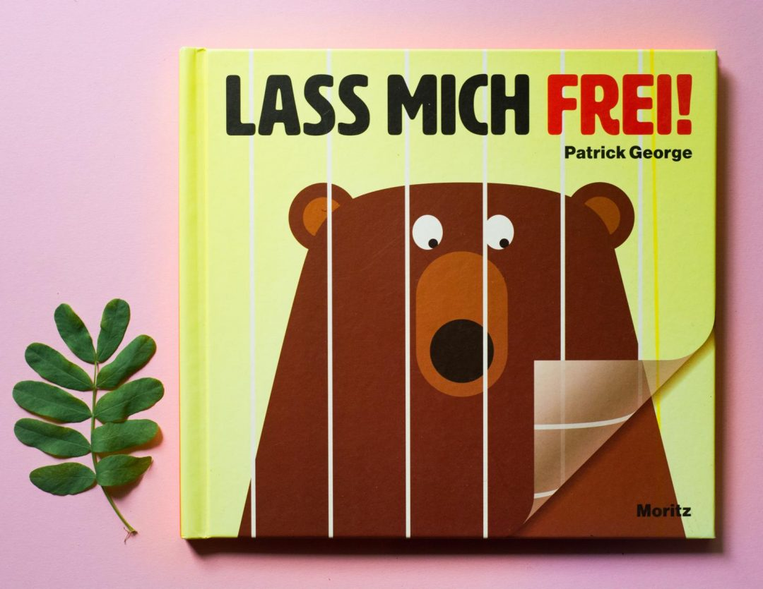 Lass mich frei Veganes Kinderbuch